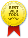 Best Web Tool Award